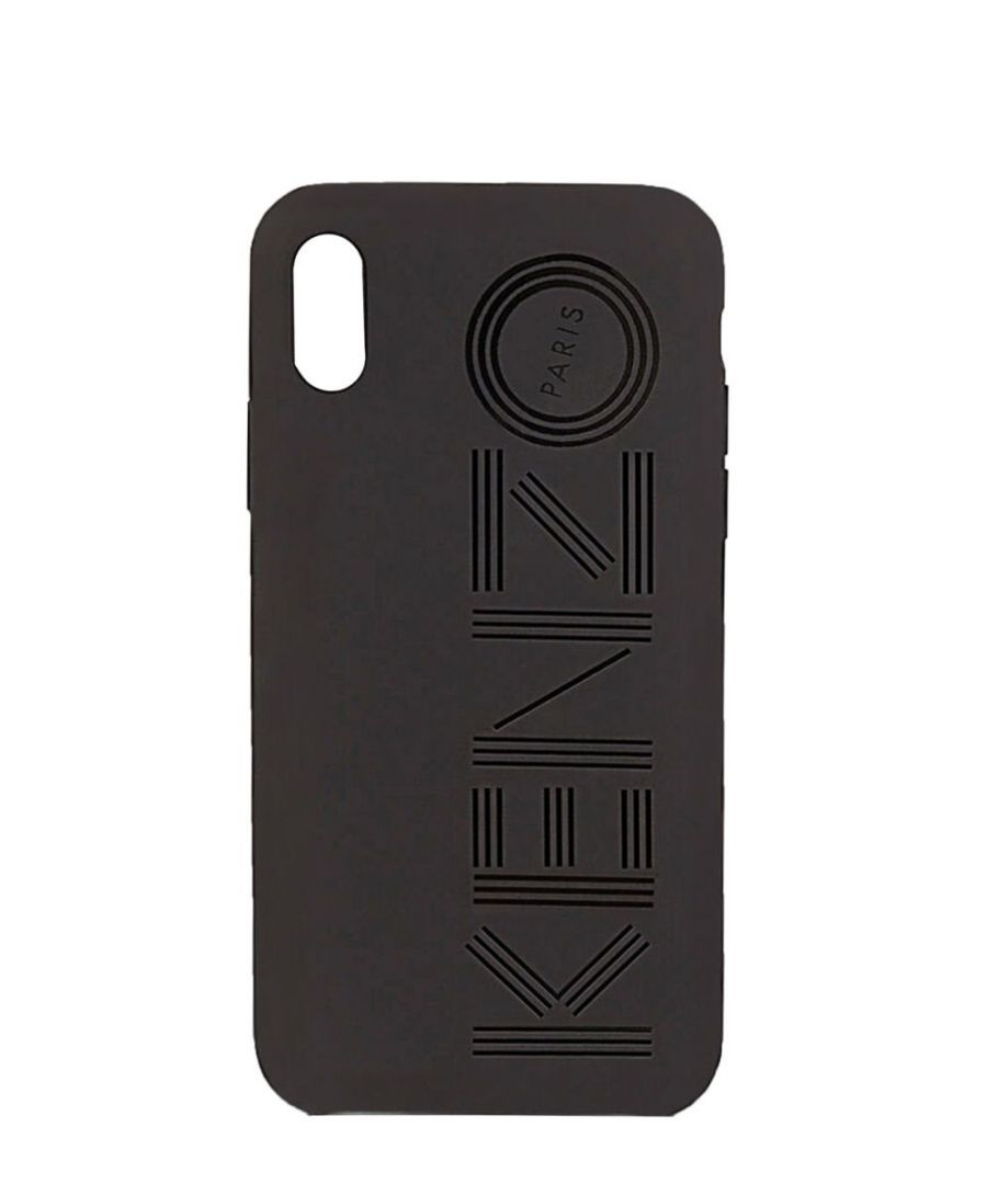 Image for KENZO MEN'S FA5COKIFXKMP99 BLACK PLASTIC COVER