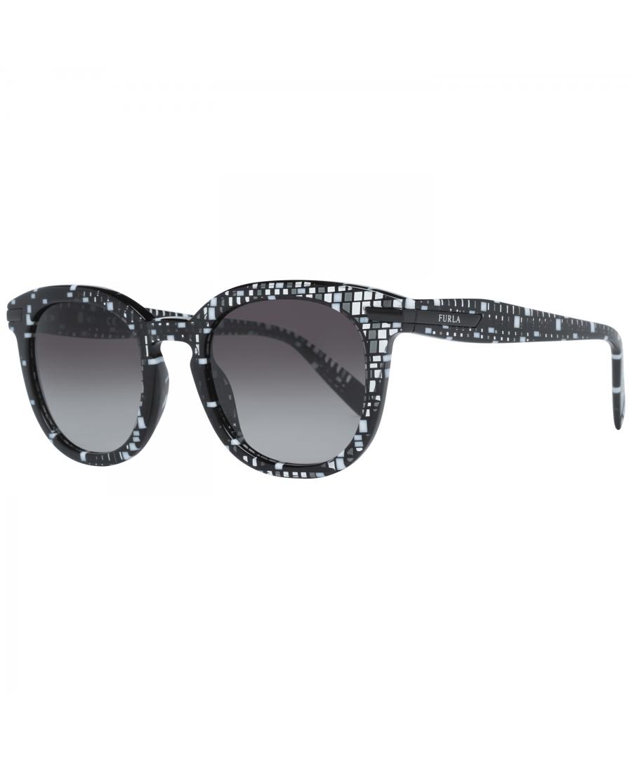 Image for Furla Sunglasses SFU036 0GB1 49 Women Black