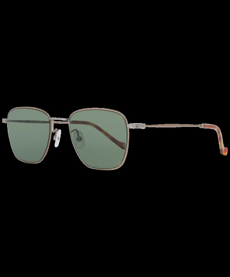 Image for Hackett Sunglasses HSB90 429 51 Men Gunmetal