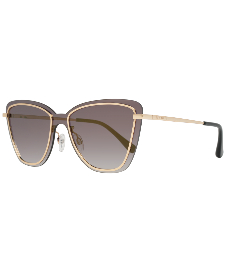 Image for Ted Baker Sunglasses TB1582 401 44 Women Rose Gold