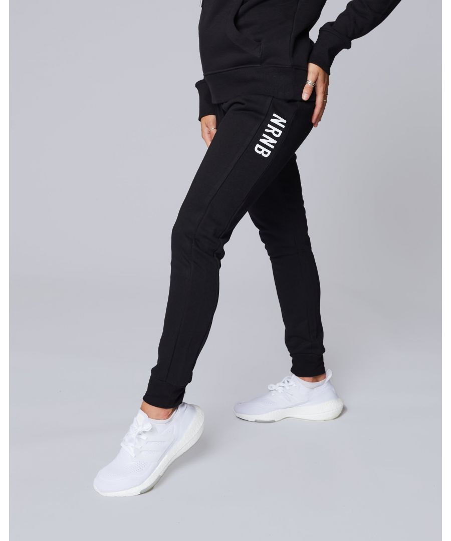 Image for Stealth Joggers in Black