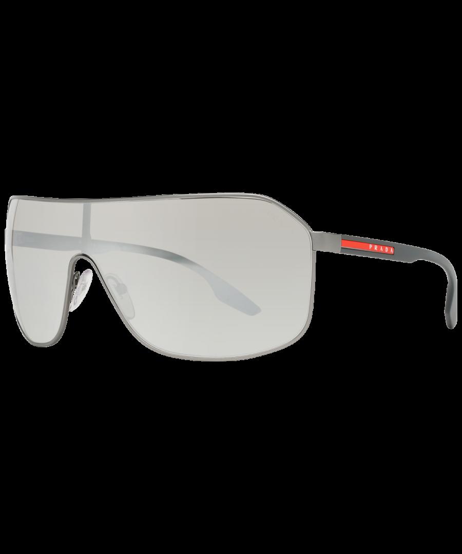 Image for Prada Sunglasses PS53VS TWW2B0 37 Unisex Grey