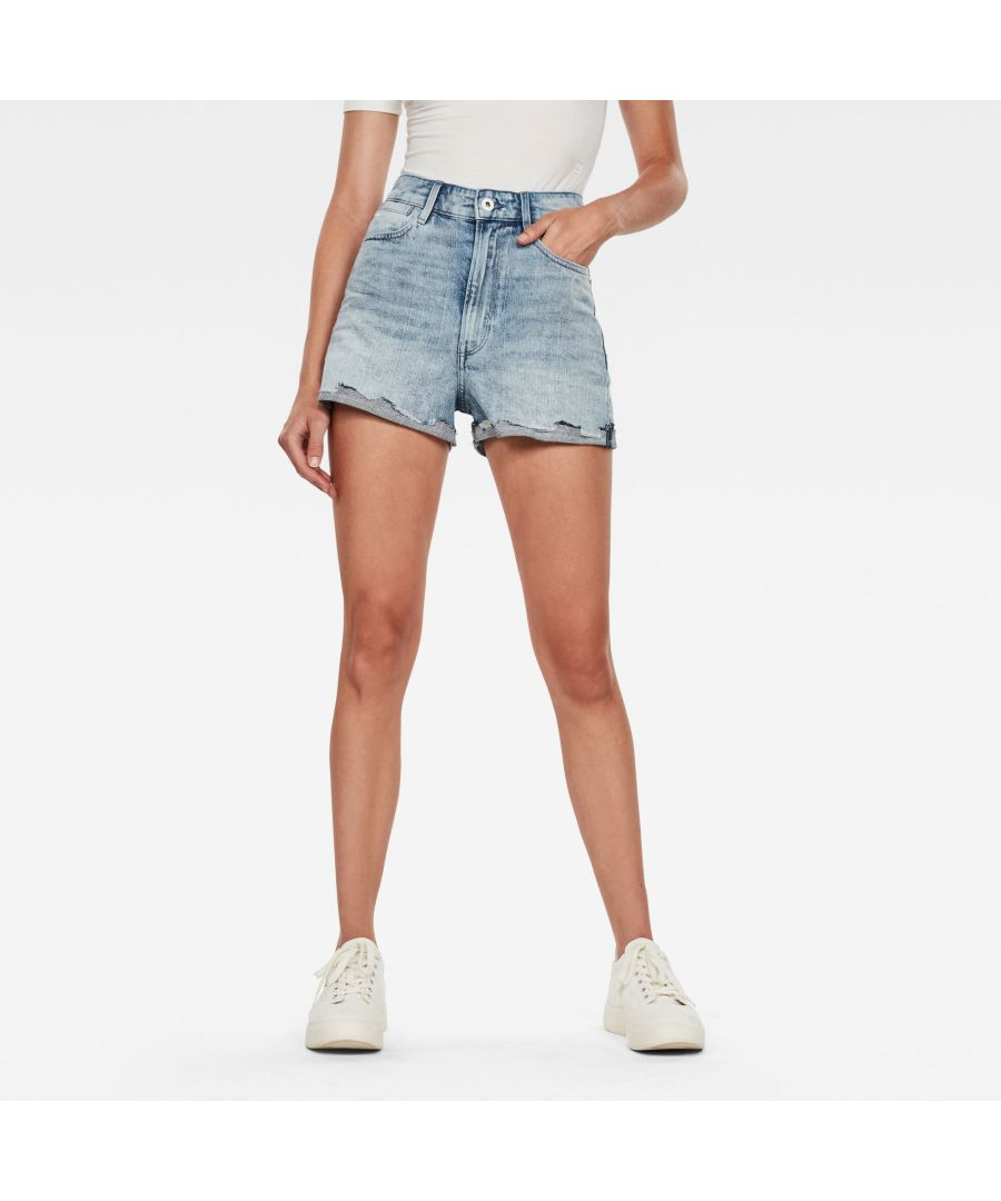 Image for G-Star RAW Tedie Ultra High Shorts