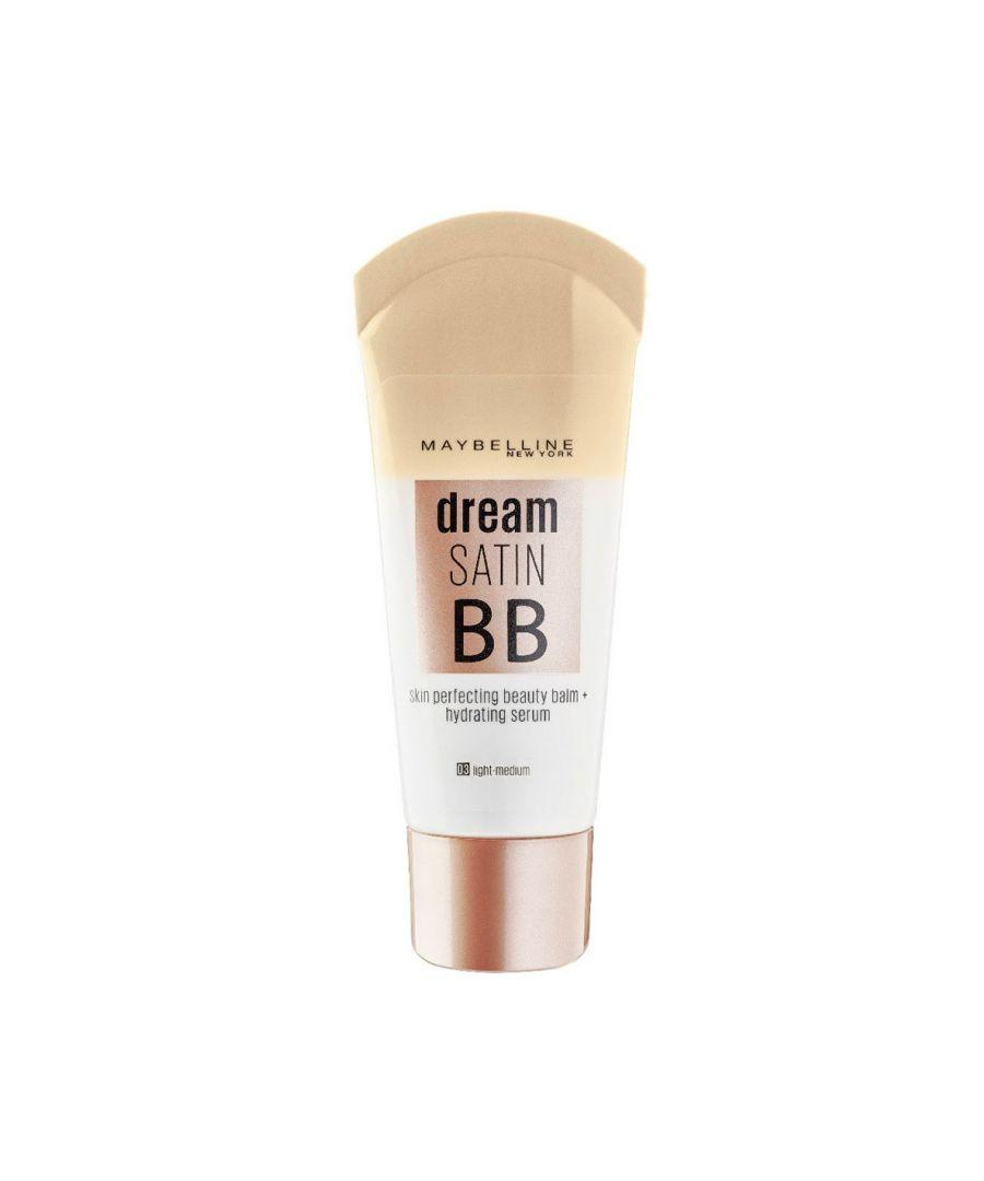 Image for Maybelline New York Dream Satin BB 30ml SPF30 - 03 Light Medium