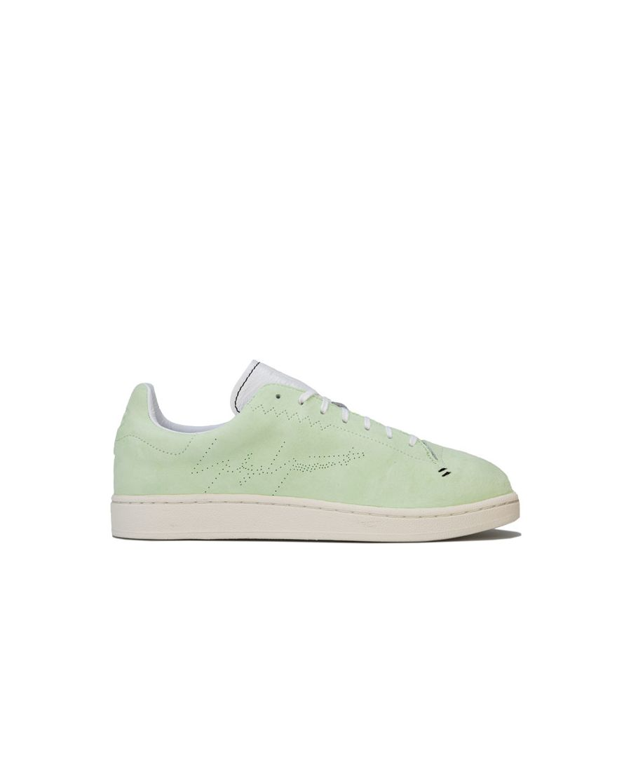 Image for Men's Y-3 Yohji Court Trainers in Mint