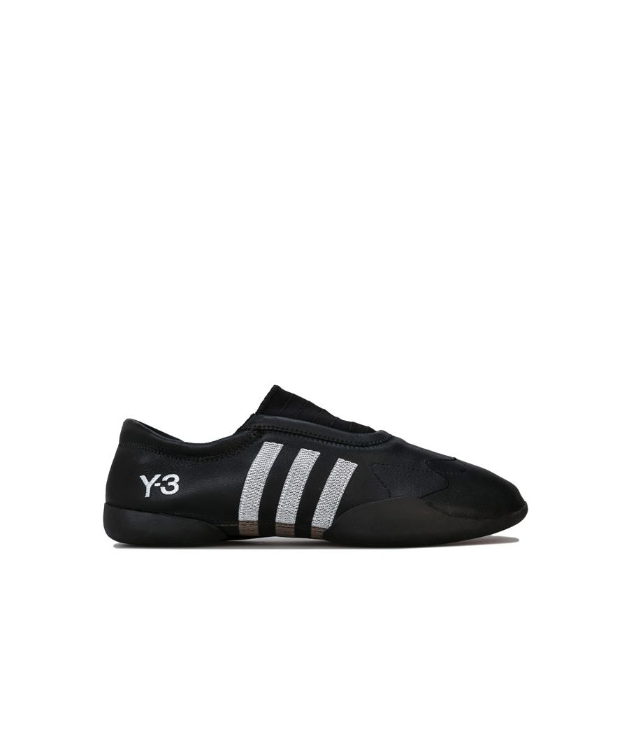 Image for Men's Y-3 Taekwondo Trainers in Black-White