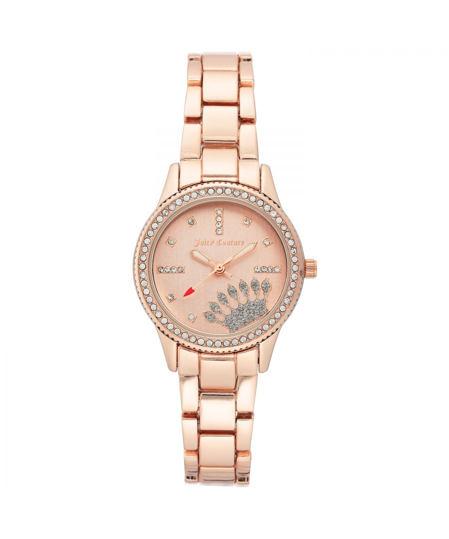 Image for Juicy Couture Watch JC/1110RGRG Women Rose Gold