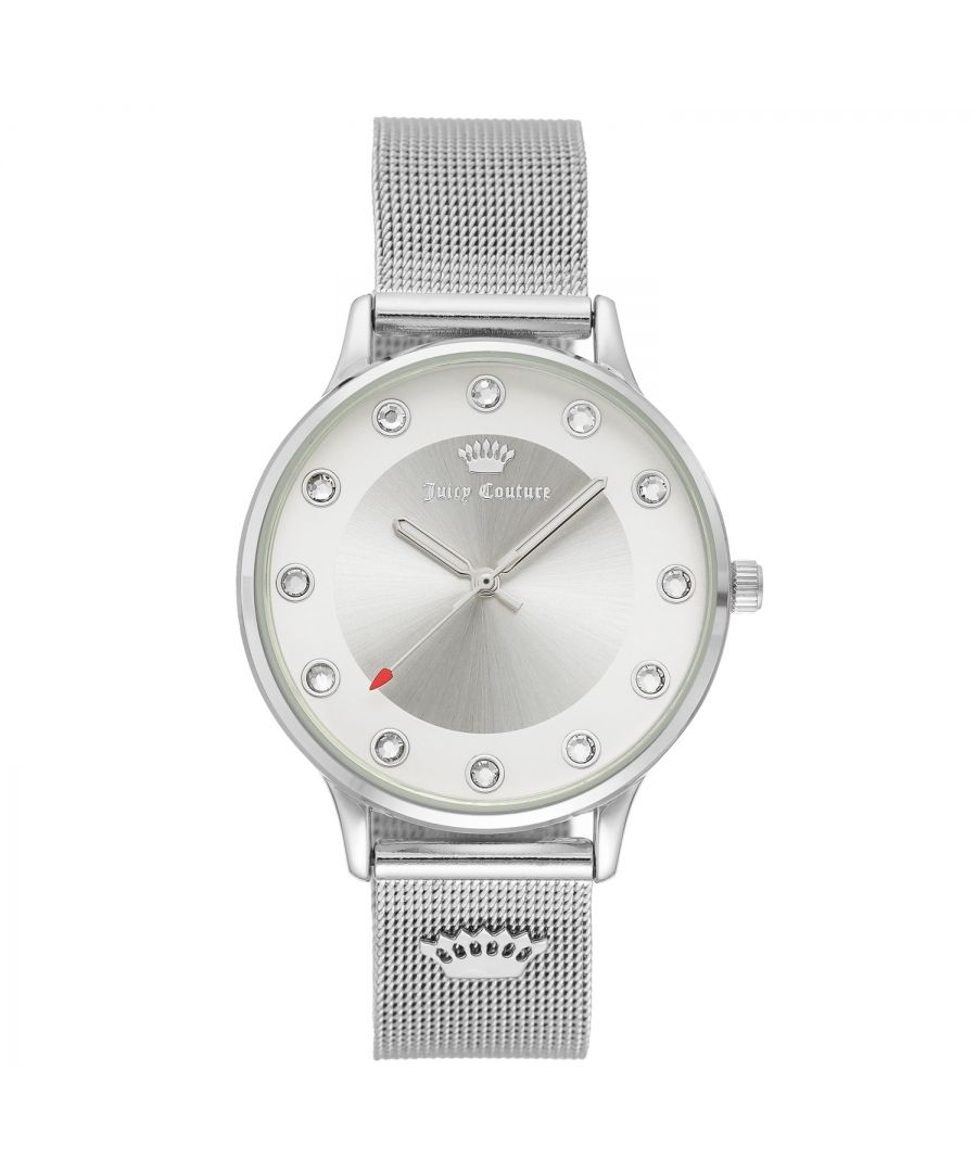 Image for Juicy Couture Watch JC/1128SVSV Women Silver