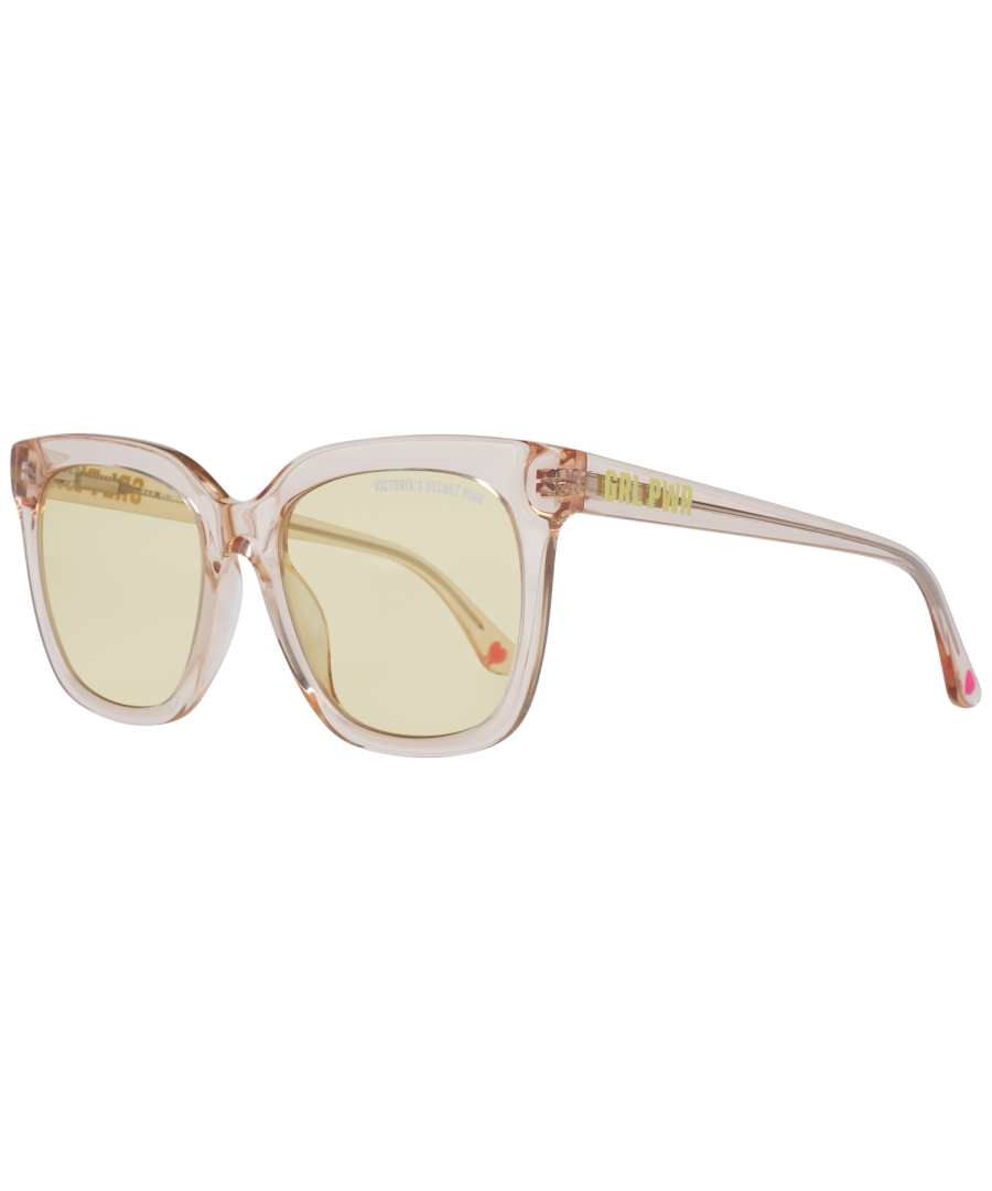 Image for Victoria's Secret Pink Sunglasses PK0018 72G 55 Women Pink