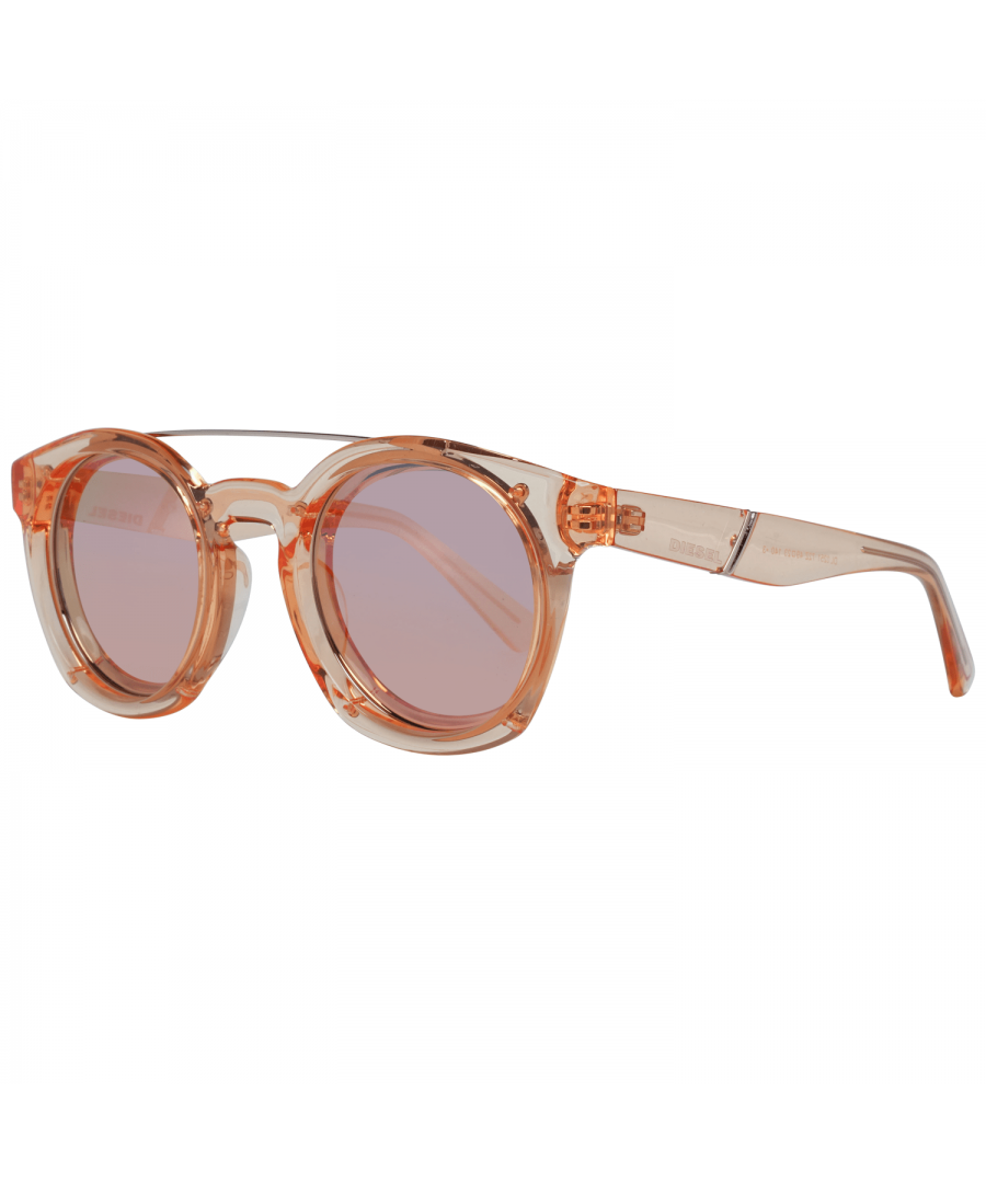Image for Diesel Coral Unisex Sunglasses
