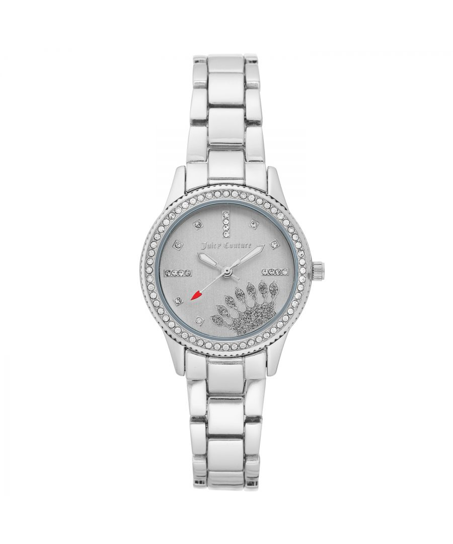 Image for Juicy Couture Watch JC/1110SVSV Women Silver
