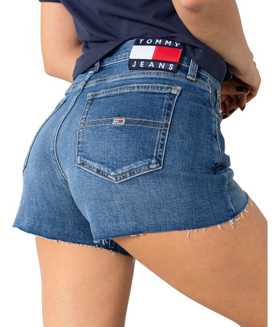 Image for Tommy Hilfiger Jeans Women's Shorts In Blue
