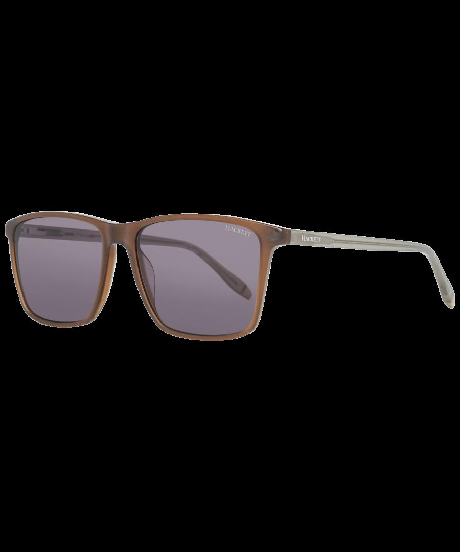 Image for Hackett Sunglasses HSK333 191 55 Men Brown