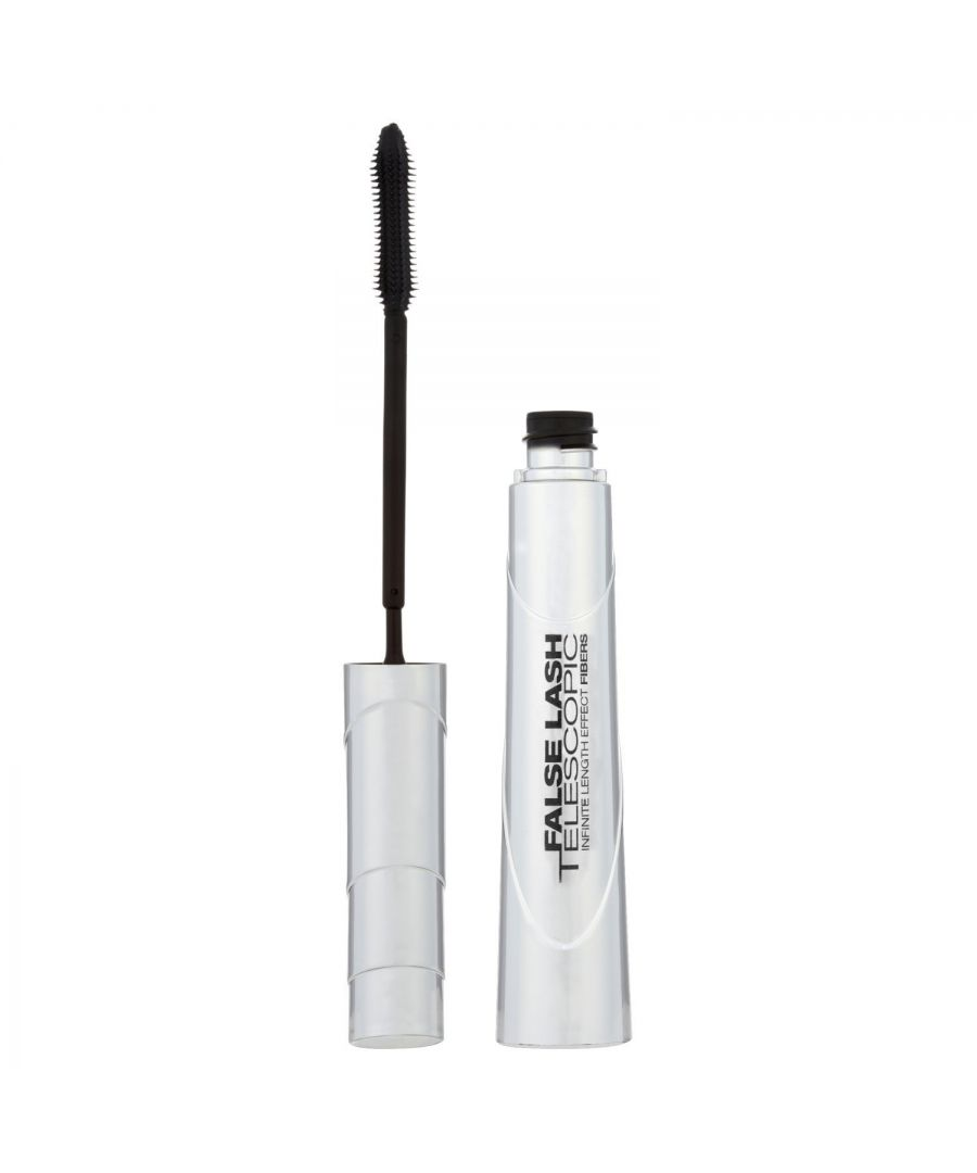 Image for L'Oreal Paris False Lash Telescopic Magnetic Black Mascara 9ml