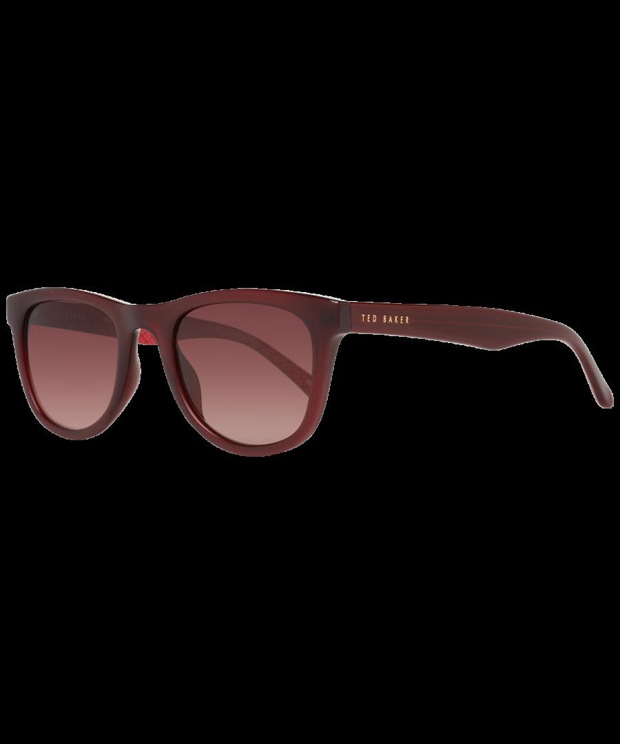 Image for Ted Baker Sunglasses TB1593 200 50 Men Burgundy
