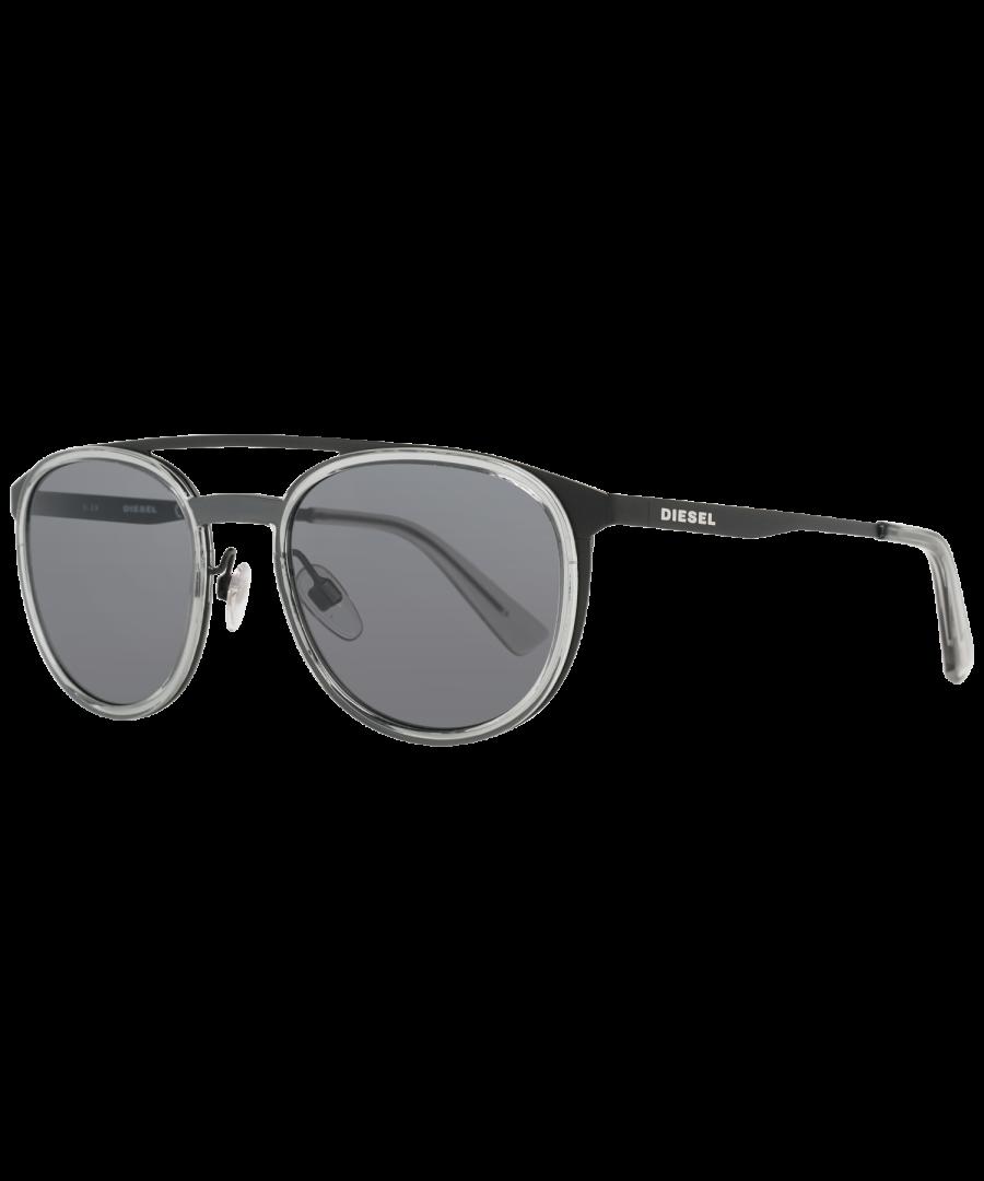 Image for Diesel Sunglasses DL0293 05A 53 Unisex Black