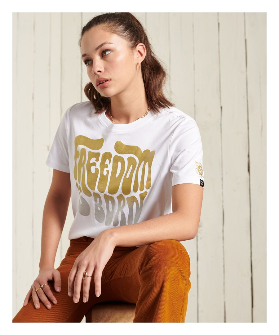 Image for Superdry Military Narrative T-Shirt