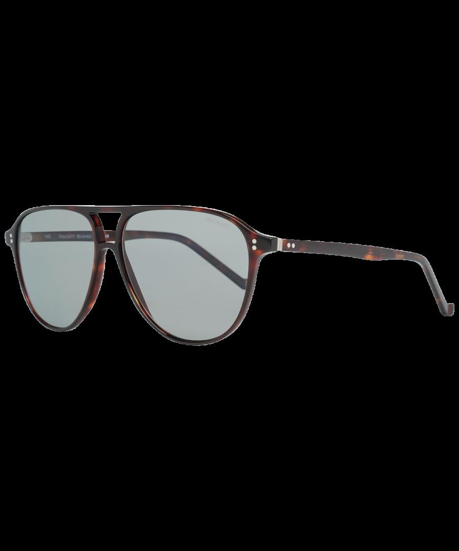 Image for Hackett Sunglasses HSB88 143 56 Men Brown