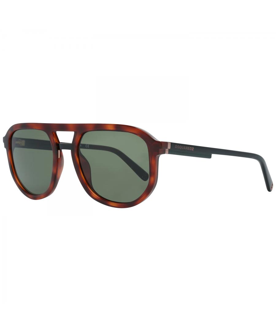 Image for Dsquared² Brown Men Sunglasses