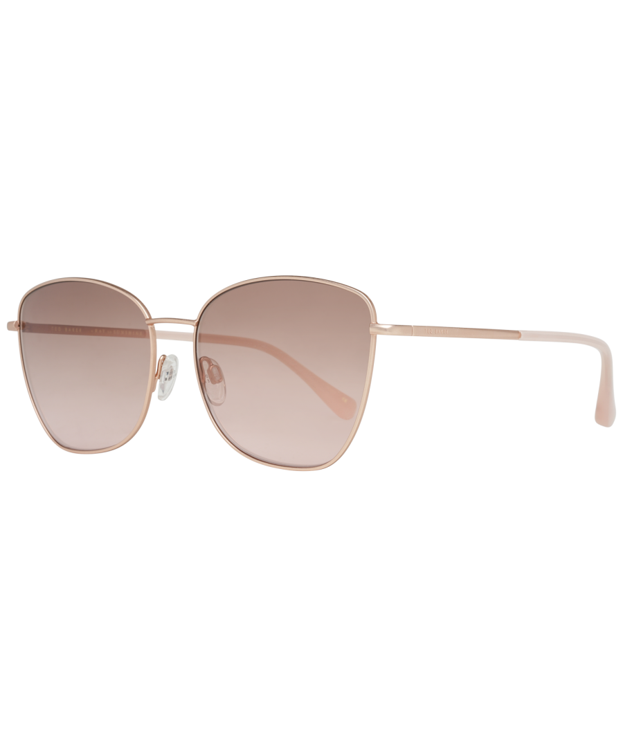 Image for Ted Baker Sunglasses TB1522 402 59 Women Rose Gold