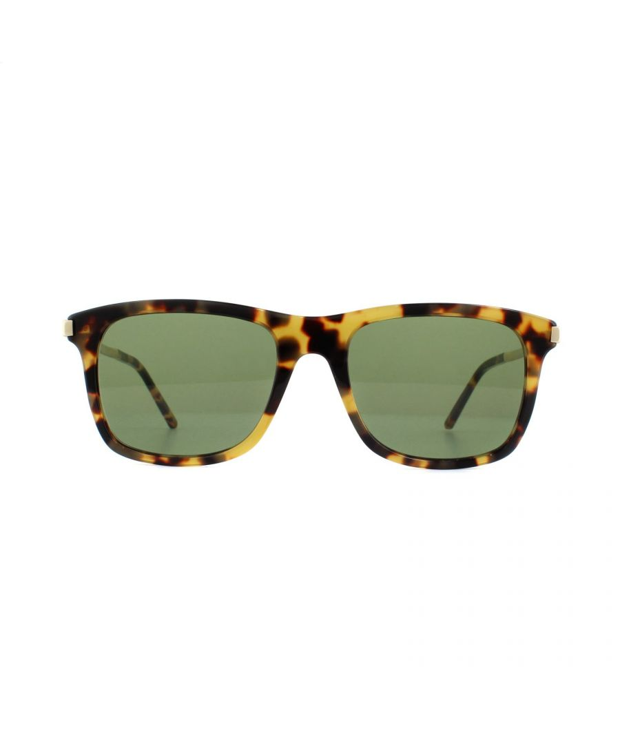 Image for Marc Jacobs Sunglasses MARC 139/S LSH DJ Spotted Havana Green Gradient