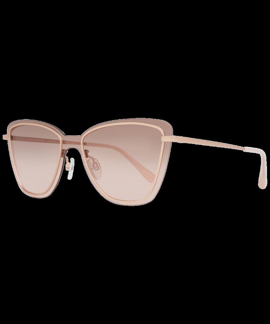 Image for Ted Baker Sunglasses TB1582 402 144 Women Rose Gold