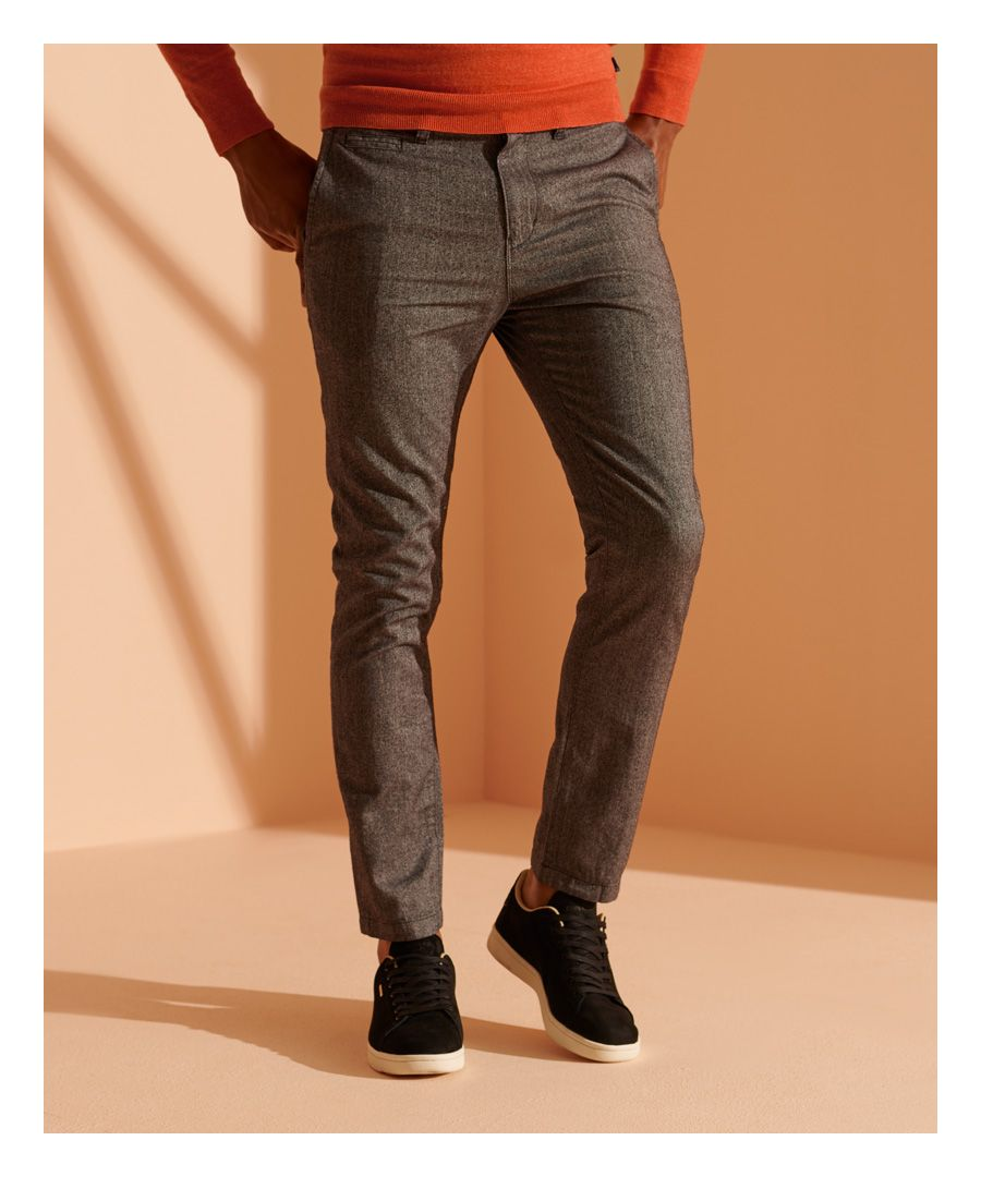Image for Superdry Core Slim Chino Trousers