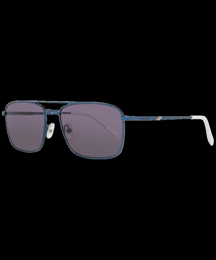 Image for Hackett Sunglasses HSK114 640 58 Men Gunmetal