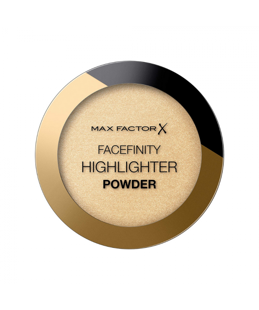 Image for Max Factor Facefinity Highlighter Powder Sealed - 002 Golden Hour