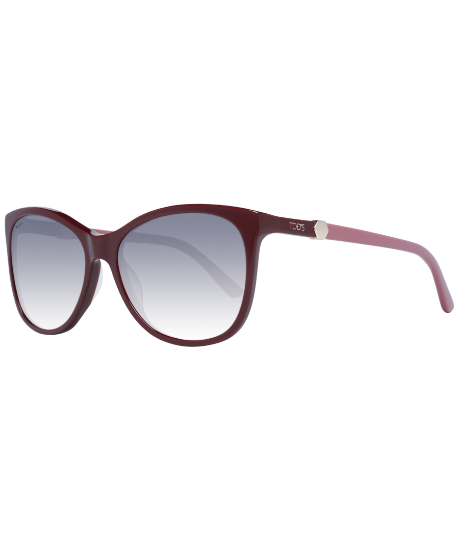 Image for Tods Sunglasses TO0175 69Z 57 Women Red