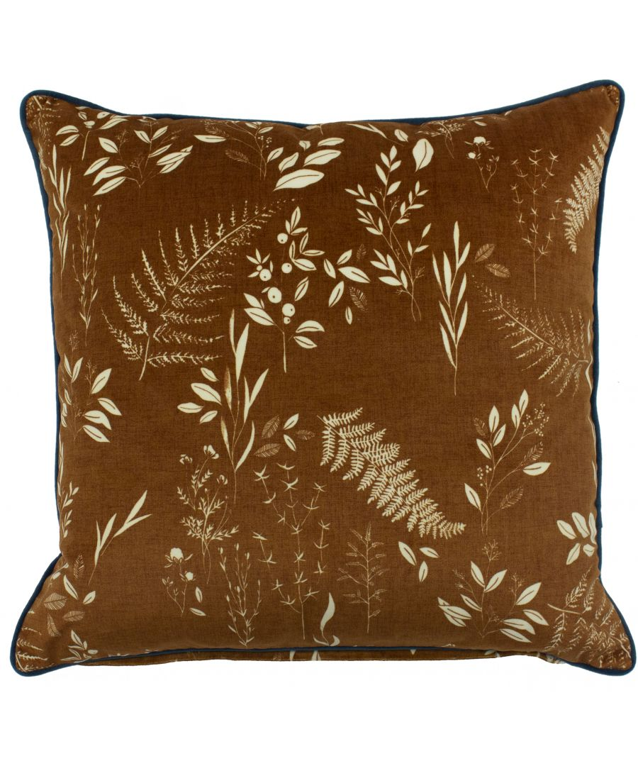 Image for Fearne 50X50 Poly Cushion Gingerbre