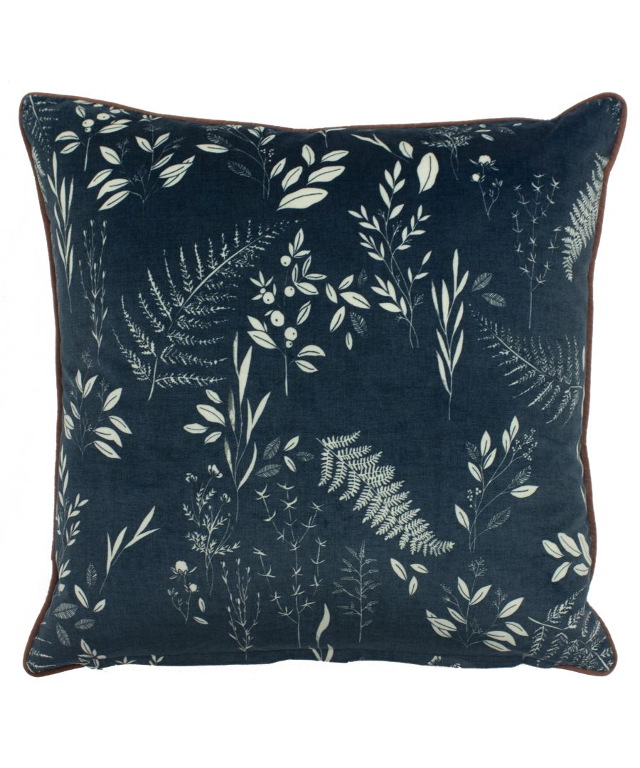 Image for Fearne 50X50 Poly Cushion Teal