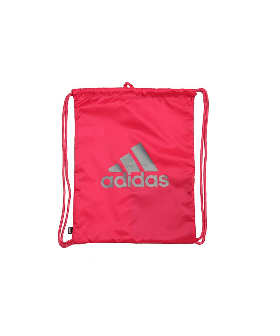 Image for adidas Gym Sack in Pink