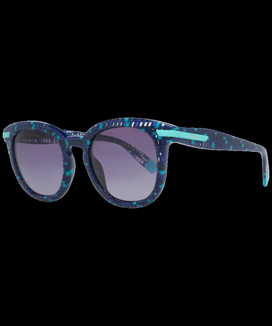 Image for Furla Sunglasses SFU036 0GB2 49 Women Blue