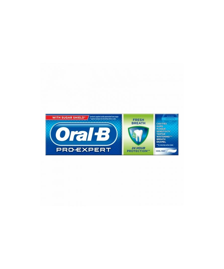 Image for Oral B Pro-Expert Fresh Breath Toothpaste 75ml