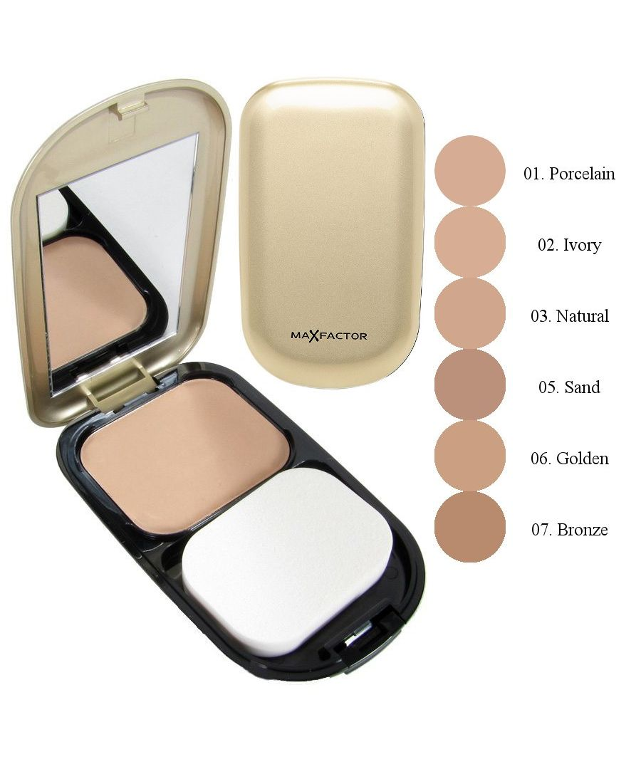 Image for Max Factor Facefinity Compact Foundation 10g - 07 - Bronze