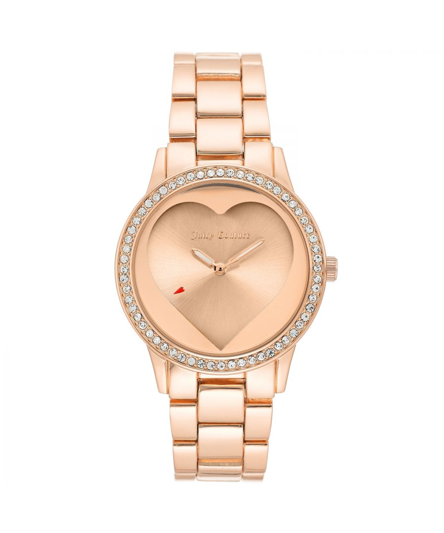 Image for Juicy Couture Watch JC/1120RGRG Women Rose Gold