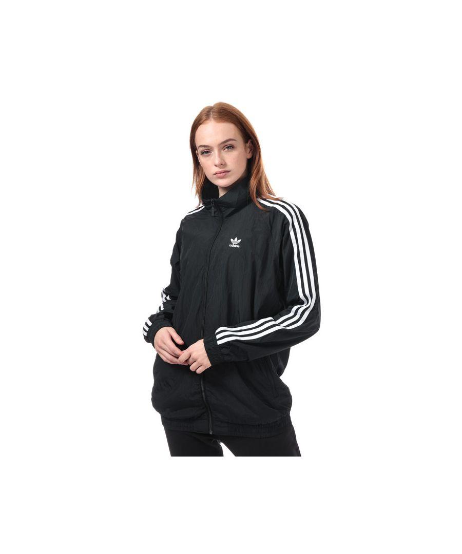 Image for Women's adidas Originals Windbreaker Jacket in Black
