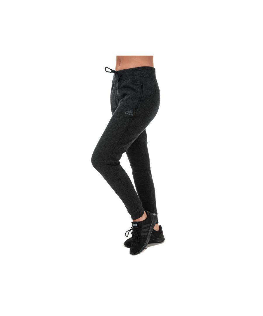 Image for Women's adidas ID Melange Jog Pants in Black