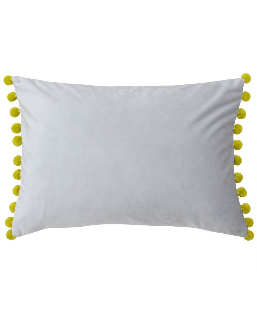 Image for Fiesta Poly Cushion 35X50 Dov/Bam