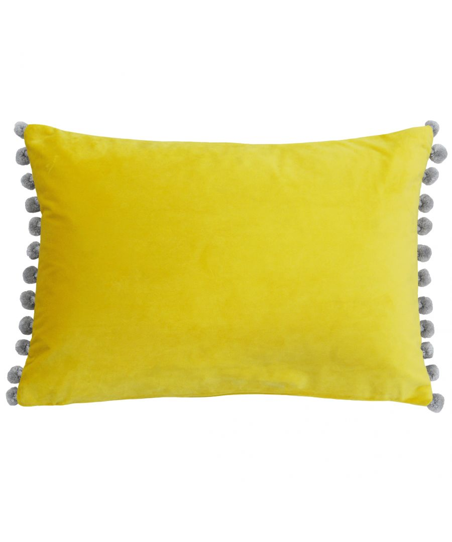 Image for Fiesta Poly Cushion 35X50 Mim/Sil