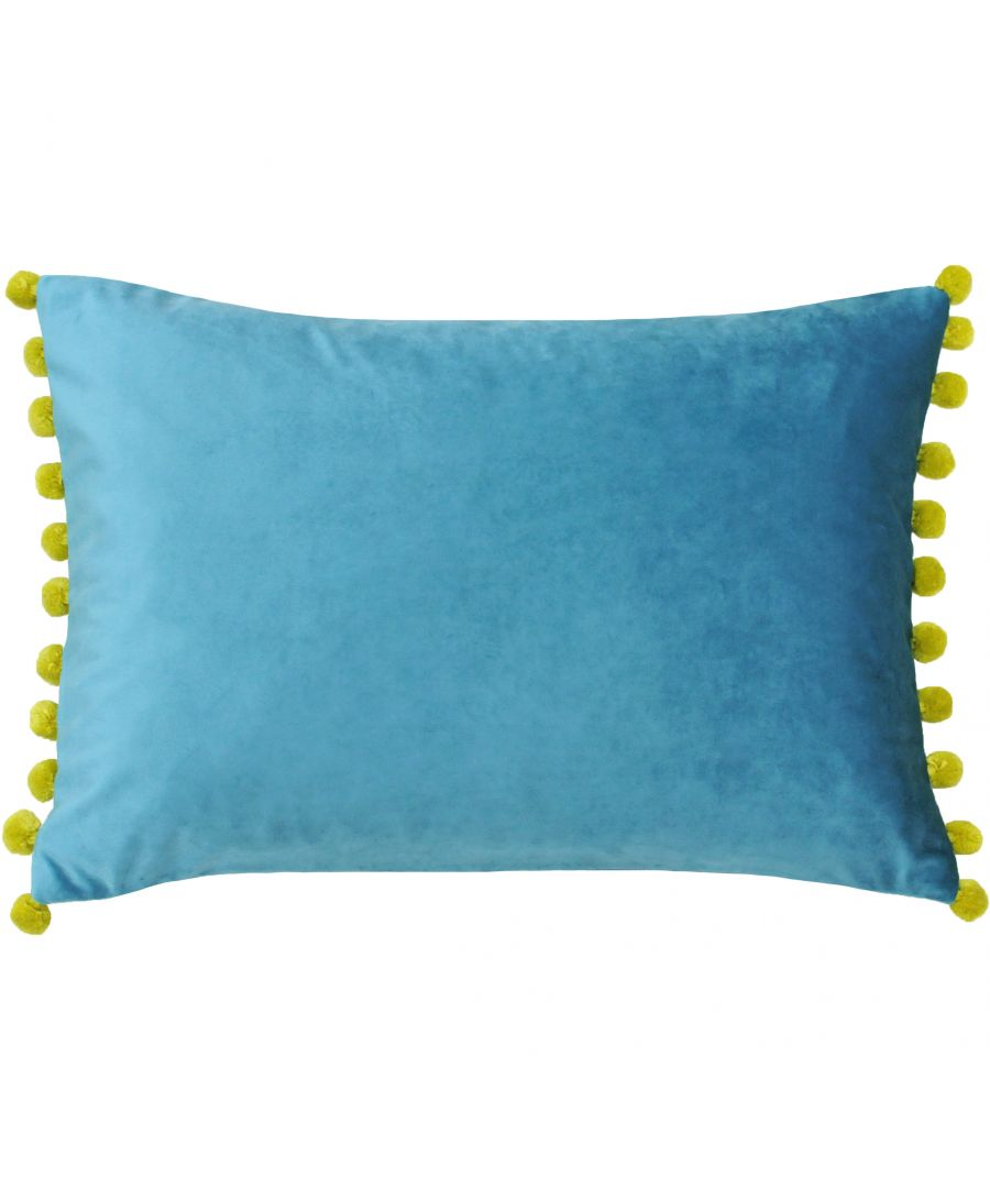 Image for Fiesta Poly Cushion 35X50 Tea/Bam