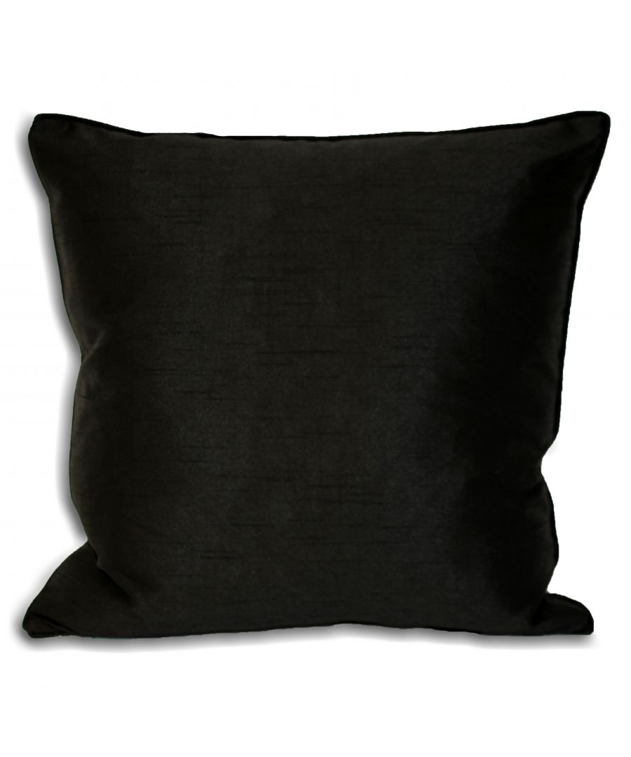 Image for Fiji Poly Cushion 43X43 Black