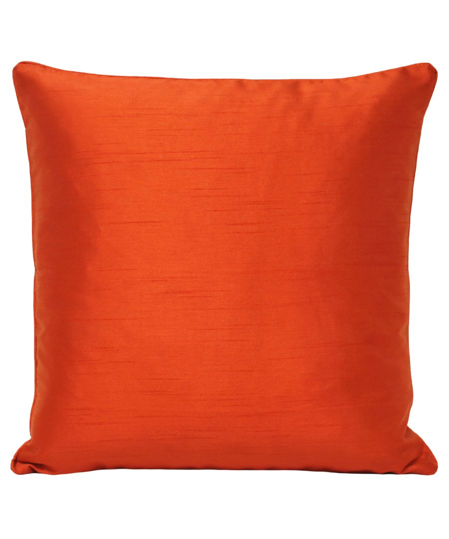 Image for Fiji Poly Cushion 43X43 Burnt Orange