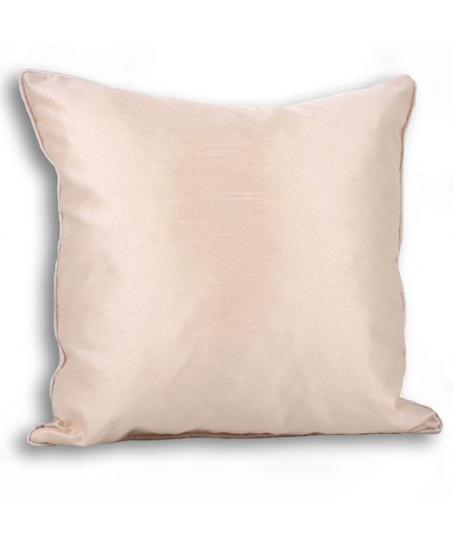 Image for Fiji Poly Cushion 43X43 Cream