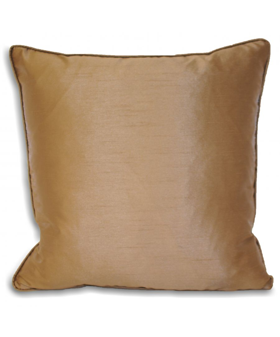 Image for Fiji Poly Cushion 43X43 Latte
