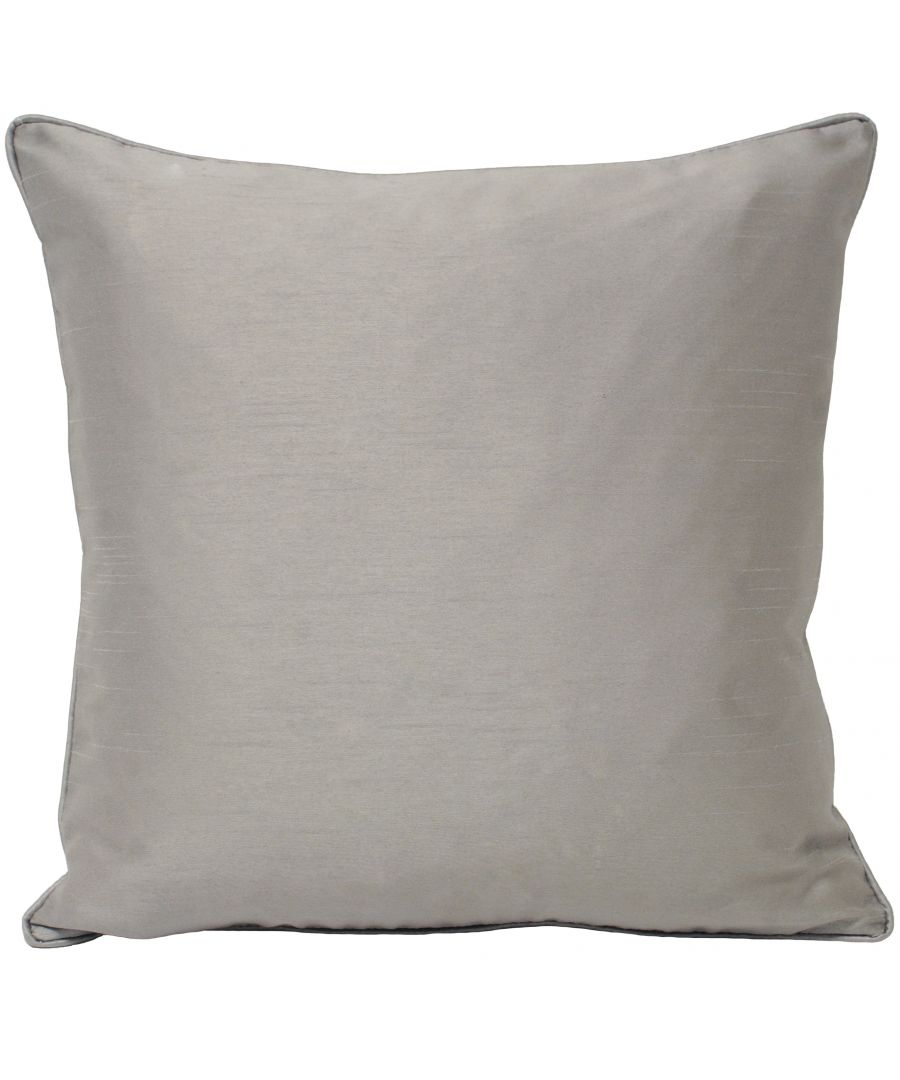 Image for Fiji Poly Cushion 43X43 Steel