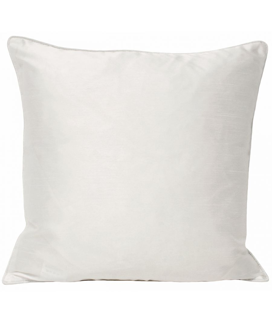 Image for Fiji Poly Cushion 43X43 White