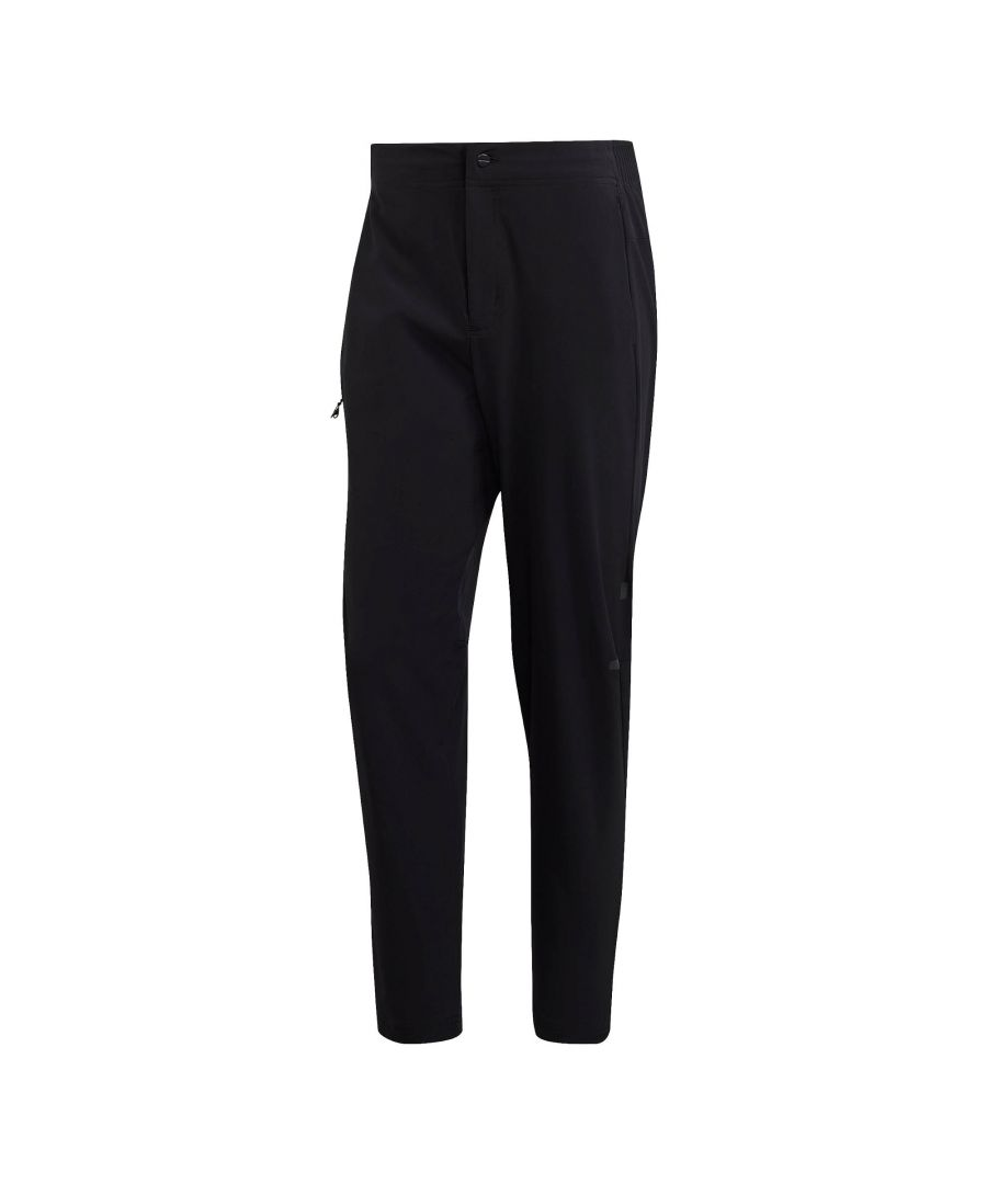Image for adidas Climb The City Mens Outdoor Pant Black