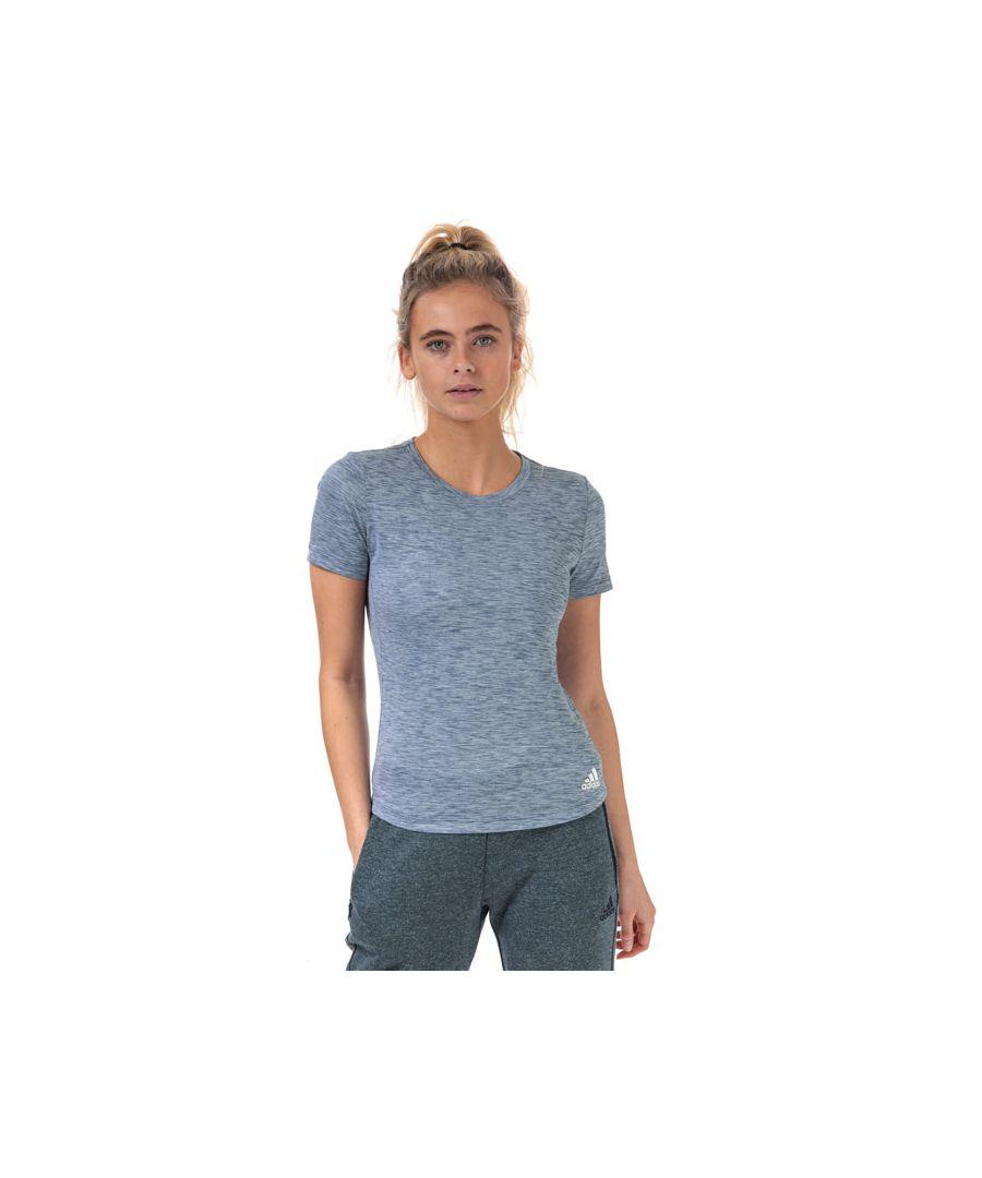 Image for Women's adidas Performance T-Shirt in Indigo